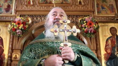 Photo of Проповедь в праздник Пятидесятницы