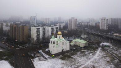 Photo of Освящение храма святого благоверного великого князя Андрея Боголюбского на Волжском
