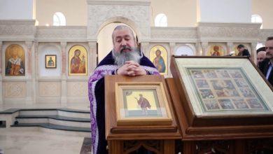Photo of Проповедь в 5-ю неделю Великого поста. Марии Египетской