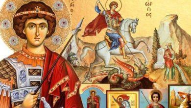 Photo of Николай Лисовой о Святом великомученике Георгие Победоносце