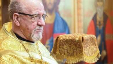 Photo of Отошел ко Господу заштатный клирик Московской епархии иерей Валерий Комзолов