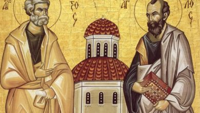 Photo of День памяти славных и всехвальных первоверховных апостолов Петра и Павла