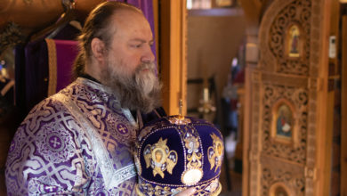 Photo of Поздравляем с днем хиротонии во диакона отца Олега!
