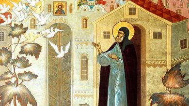 Photo of 18 июля (5 июля по старому стилю) Церковь молитвенно празднует обретение честных мощей Преподобного Сергия Радонежского