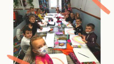 Photo of Начало занятий в воскресной школе «Вифания»