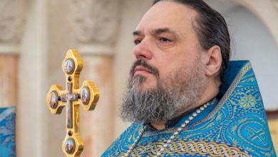 Photo of Поздравляем отца Вячеслава!