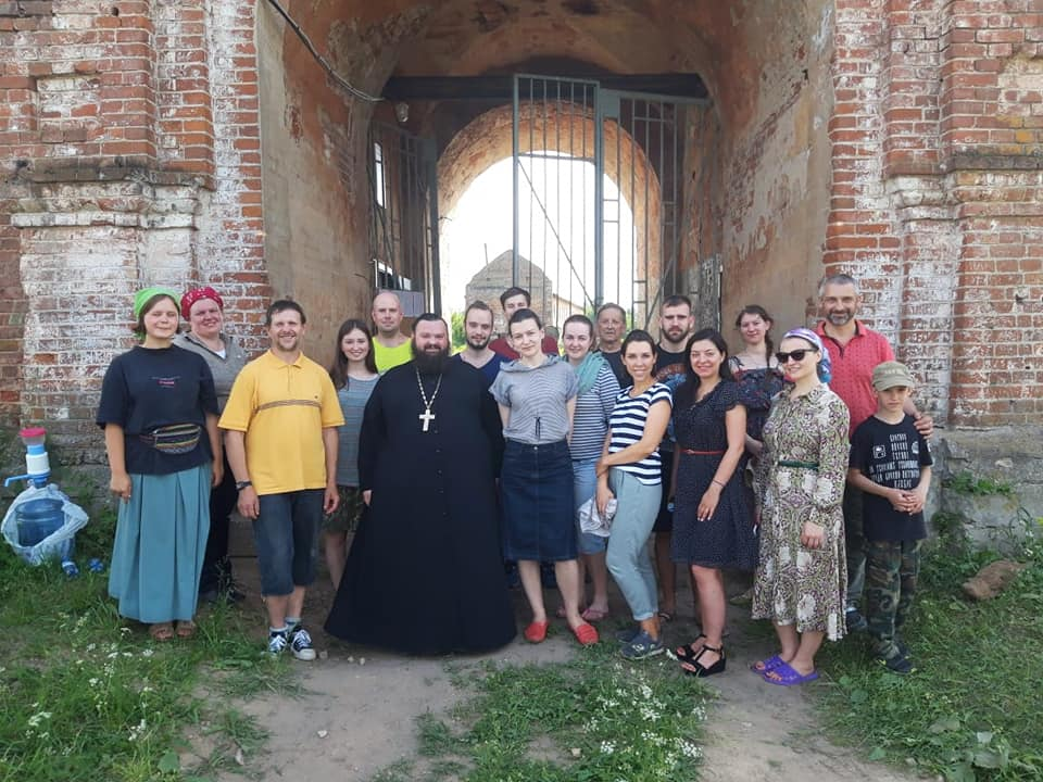 Photo of Жёлтиков Успенский монастырь