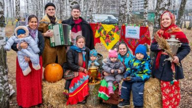 Photo of Фестиваль семейной выпечки «Плюшки-ватрушки»