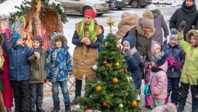 Photo of Рождество в «Вифании»
