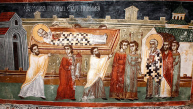 Photo of Перенесение мощей святителя и чудотворца Николая из Мир Ликийских в Бар