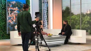 Photo of Эфир с отцом Димитрием Сафоновым на телеканале «Спас»