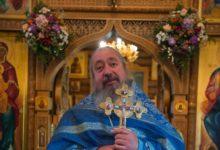 Photo of Отошёл ко Господу настоятель нашего храма протоиерей Димитрий Арзуманов