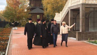 Photo of Архиепископ Егорьевский Матфей посетил храм Сретения Господня в Жулебине