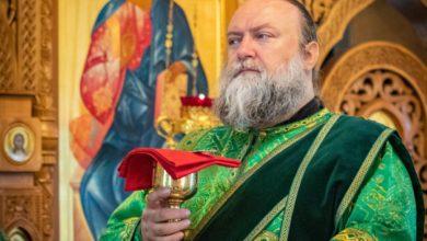 Photo of Поздравляем отца Олега!