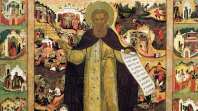 Photo of Преставление прп. Сергия, игумена Радонежского, всея России чудотворца (1392)